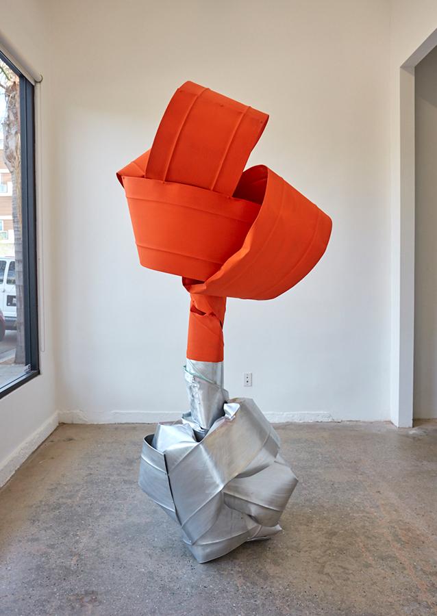 Anna Fasshauer, Lolly Orange,2017