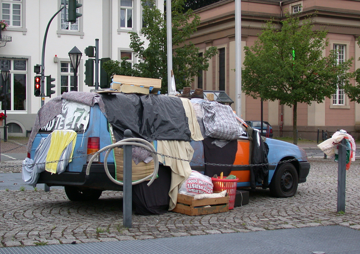 Traumautos 2006 Kunstverein Arnsberg